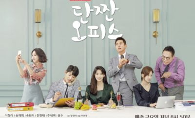 Sinopsis Drama Korea Sweet and Salty Office Lengkap
