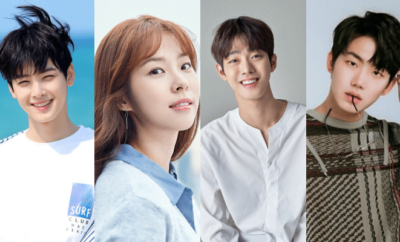 Ahn Hyo Seop Akan Jadi Idol di Drama Top Management