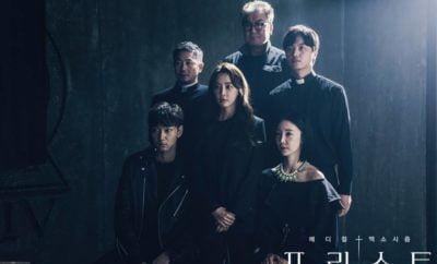 Alasan Kamu Wajib Menonton Priest, Drama Comebacknya Park Yong Woo