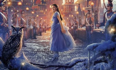 The Nutcracker and the Four Realms, Petualangan ke Dunia Paralel