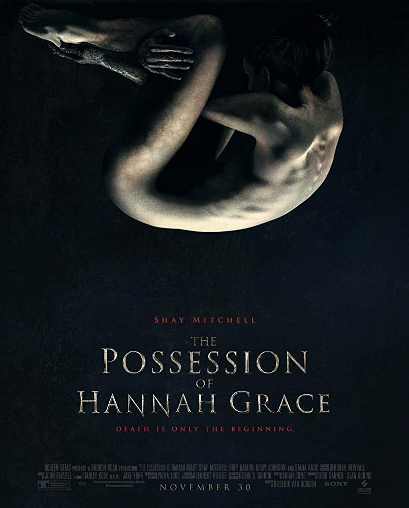The Possession of Hannah Grace, Kisah Horor Mantan Polisi