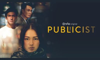 Sinopsis The Publicist Episode 1 -13 Lengkap (Web Drama Indonesia)