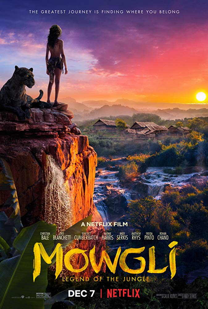 Mowgli: Legend of the Jungle, Film Petualangan Mowgli Hidup di Hutan