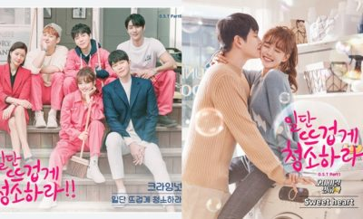 9 Lagu Soundtrack (OST) Kdrama Clean with Passion for Now yang Buat Makin Seru Ditonton