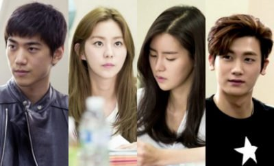 Daftar Lagu Soundtrack (OST) Drama Korea High Society