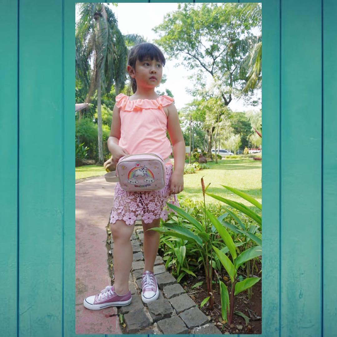 10 Potret Shaquilla Nugraha, Pesinetron Cilik dalam 'Cinta Sebening Embun'