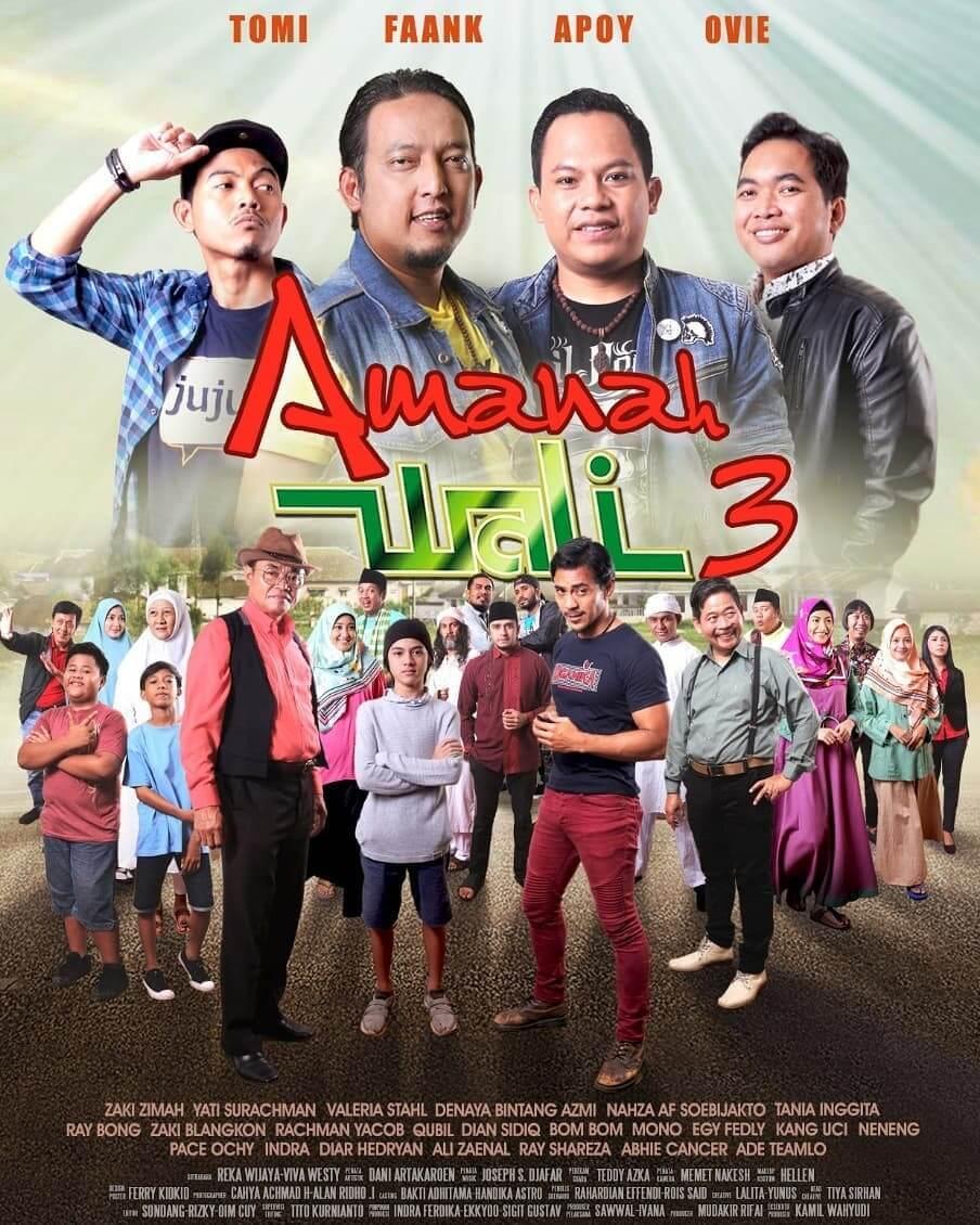 Sinopsis Amanah Wali 3 Episode 1 - Terakhir Lengkap (Sinetron RCTI)