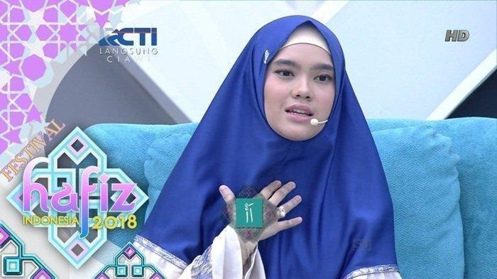 Biodata, Profil, Fakta dan Foto Nabila Abdul Rahim Juri Hafizh Indonesia 2019