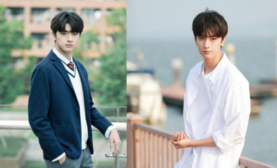 5 Potret Lin Yi Pemeran Drama Put Your Head On My Shoulder, Sukses Bikin Melting!