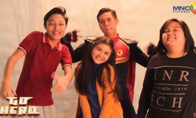 Para Pemeran Sinetron Go Hero, Duet M. Adhiyat dan Junior Liem