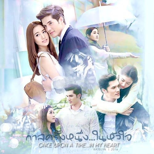Sinopsis Once Upon Time in My Heart Episode 1 - 12 Lengkap