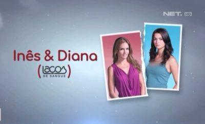 Sinopsis Ines & Diana Episode 1 - 322 Lengkap (Telenovela NET TV)