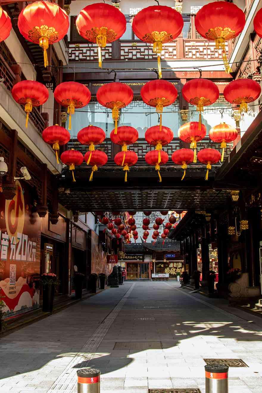 Potret Suasana Kota Shanghai Pasca Wabah Virus Corona, Layaknya Kota Tak Berpenghuni
