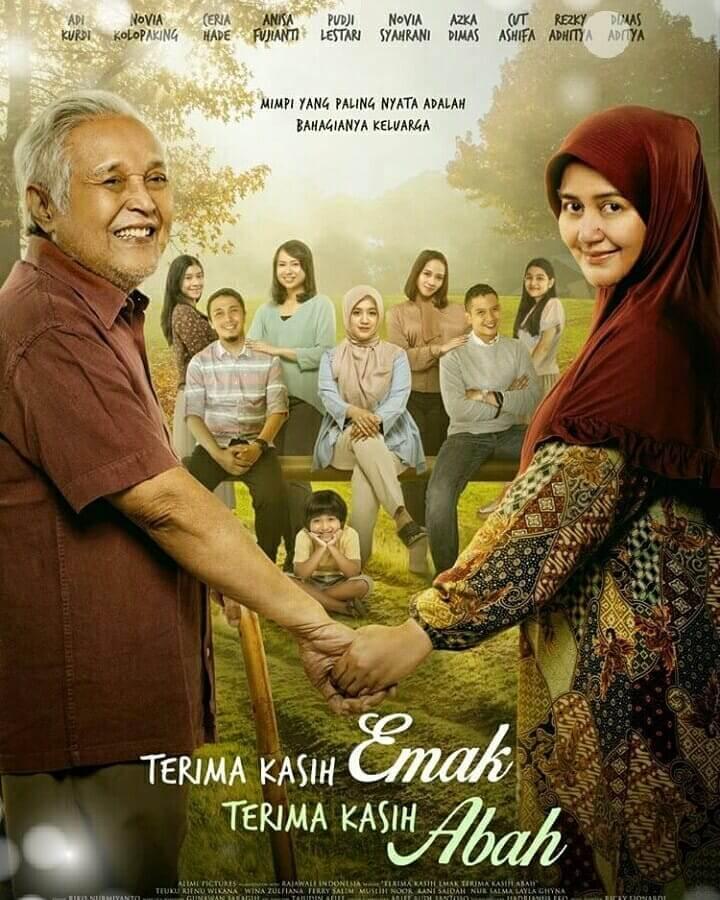 Sinopsis Terima Kasih Emak Terima Kasih Abah, Film Adaptasi Keluarga Cemara