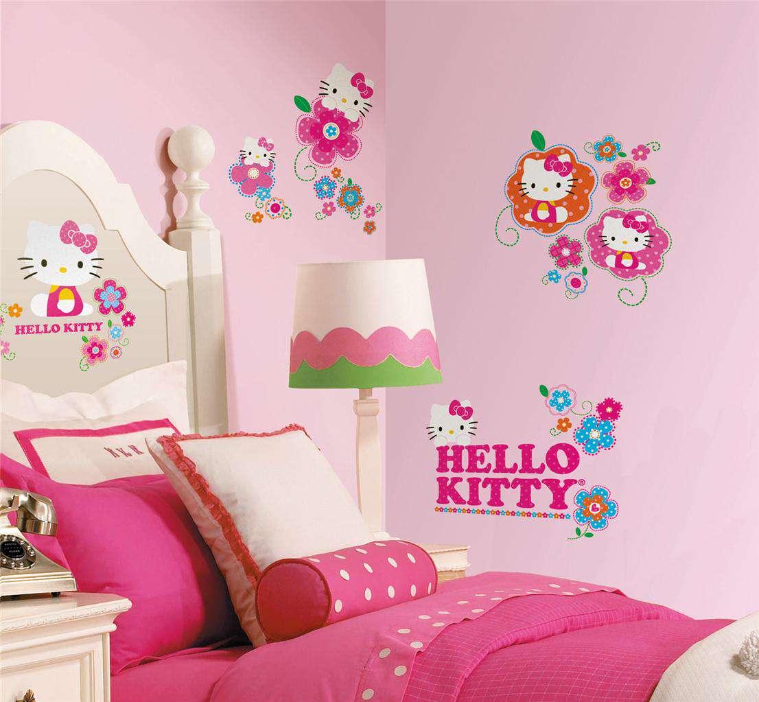 Lebih Berwarna, Ini 10 Ide Desain Wallpaper Dinding Kamar Anak
