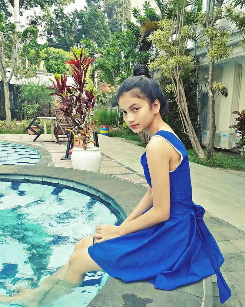 10 Pesona Ratu Sofya, Pesinetron Muda yang Curi Perhatian
