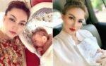 Lahirkan Anak Ketiga, 10 Potret Alessia Cestaro Masih Bening Bak ABG