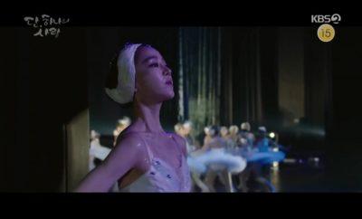 Sinopsis Angel's Last Mission: Love Episode 1: Lee Yeon Seo Si Ballerina yang Buta
