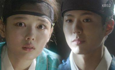 Sinopsis Love in the Moonlight Episode 2: Lee Young Berhasil Menyelamatkan Ra On