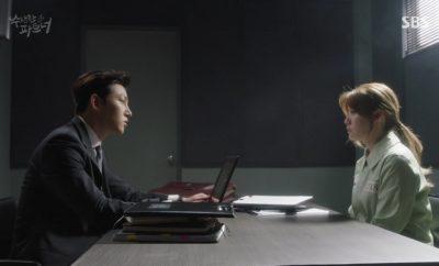 Sinopsis Suspicious Partner Episode 3: Tragedi Penusukan Jaksa Hee Joon yang Terjadi Di Apartement Bong Hee