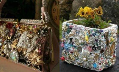 10 Kreasi Perhiasaan Lama yang Tak Terpakai, Bisa Dimanfaatkan Kembali Lho