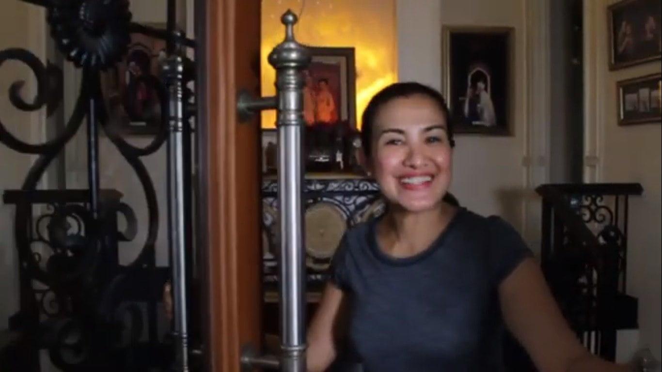 10 Potret Mewah Rumah Liza Natalia, Ratu Zumba Indonesia