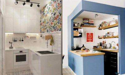 10 Ide Desain Dapur Sempir Agar Tetap Nyaman Saat Memasak