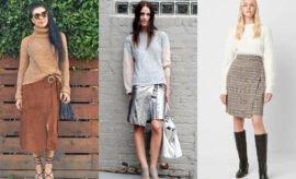 Feminim, 10 Ide Padu Padan Rok Wrap untuk Kamu Biar Tampil Stylish