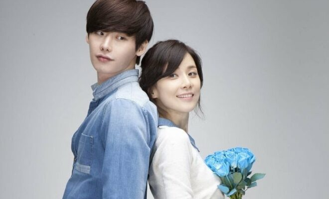 Main di I Can Hear Your Voice, Ini 10 Potret Kedekatan Lee Jong Suk dan Lee Bo Young