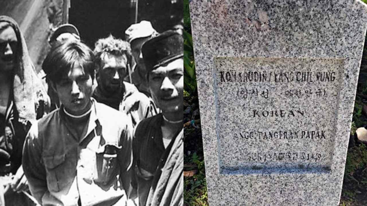Kisah Heroik Yang Chil Sung, Orang Korea yang Berani Mati demi Indonesia