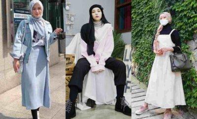 Mempesona, 10 Gaya Berpakaian untuk Wanita Berhijab Ala Selebgram Korea