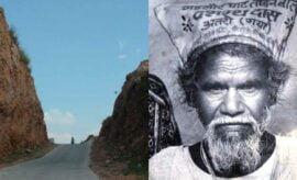 Kisah Dashrat Manjhi, 22 Tahun Membelah Gunung untuk Menolong Orang di Desanya
