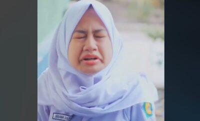 Video Gadis SMA Ini Jadi Viral Cuma karena Bersin, kok Bisa?