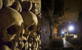 Catacombs, Pemakaman Bawah Tanah yang Unik Tapi Mengerikan di Balik Keindahan Kota Paris