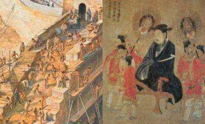 Kaisar Qin Shi Huang, Sosok Bertangan Besi di Balik Pembangunan Tembok Besar China