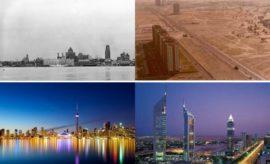 10 Potret Perubahan Berbagai Negara Dulu dan Sekarang, Beda Banget