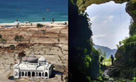 Gua Ek Luntie, Saksi Bisu Tsunami Purba di Aceh sejak Ribuan Tahun Lalu