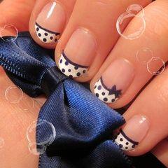 Cantik, 10 Ide French Manicure yang Bikin Kuku Tampak Elegan