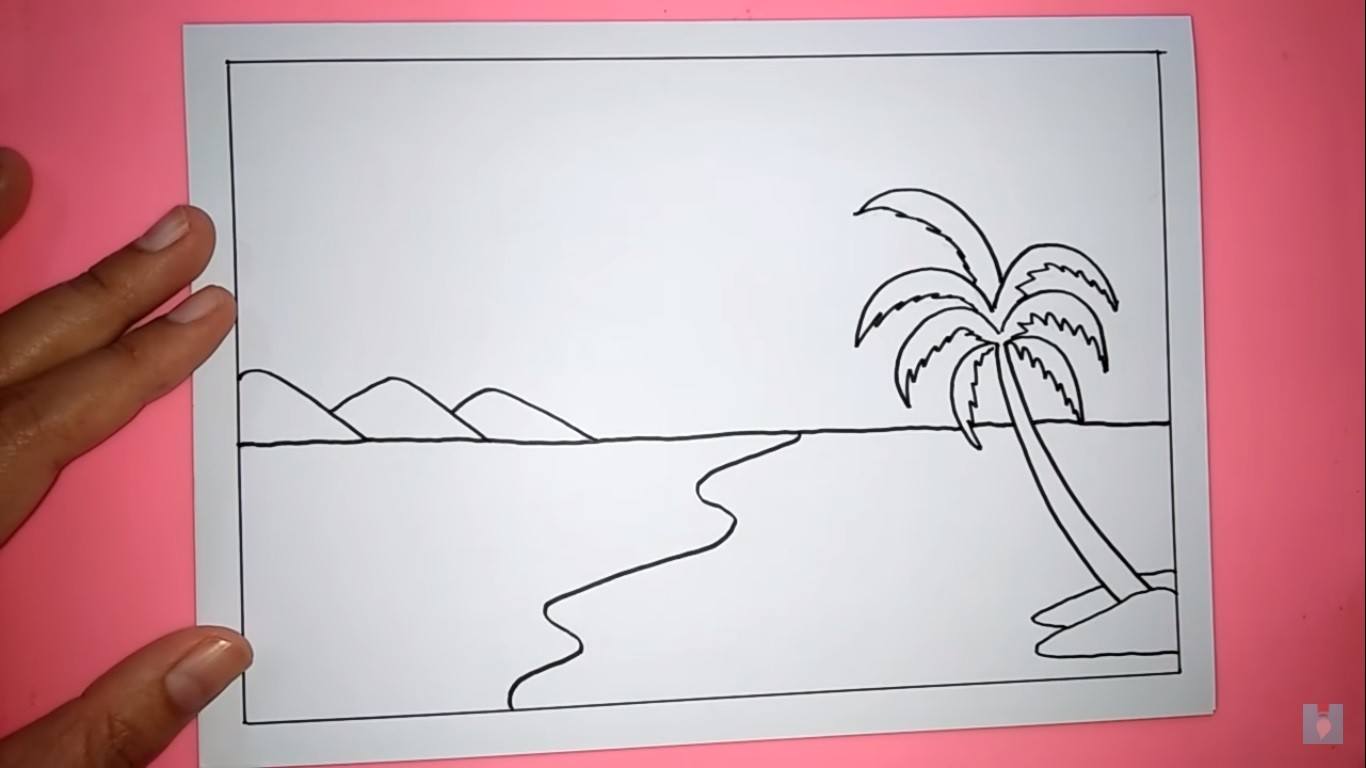 How to Draw a Seascape