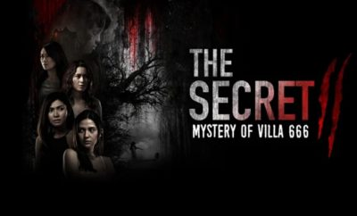 Sinopsis The Secret: Mystery of Villa 666, Teror Mencekam di Vila Tua