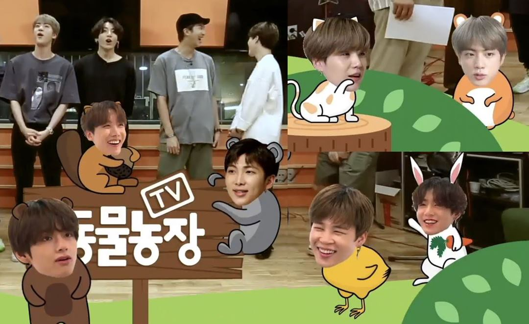 12 Variety Show Favorit ARMY