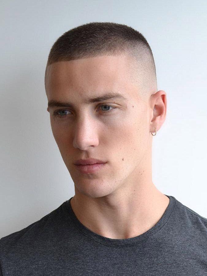 Gagah Banget, 10 Model Rambut Cepak untuk Pria