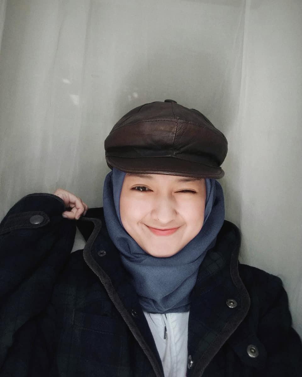 10 Potret Cantik Alice Weigl, Peserta Voice of Ramadan Asal Sukabumi