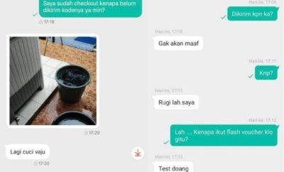 10 Chat Penjual Gak Niat Jualan, Bikin Pembeli Auto Kesal