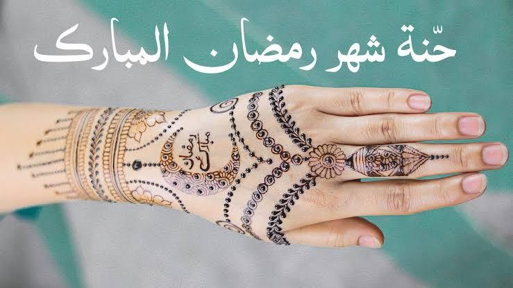 Stunning, 10 Ide Pakai Pacar Henna di Hari Lebaran