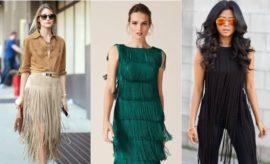 10 Outfit Imut dengan Detail Rumbai, Kece Abis