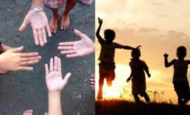 Makna di Balik Hompimpa, Sering Diucapkan di Permainan Anak