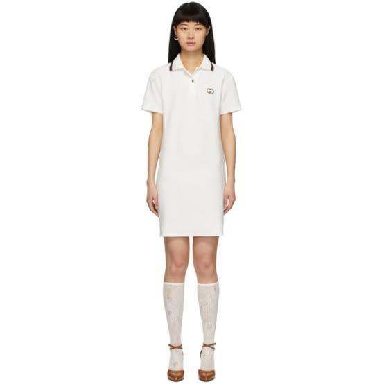 Sporty dan Santai, 10 Inspirasi OOTD Polo Dress