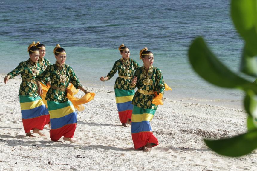 Tari Balumpa, Kesenian Sulawesi Tenggara untuk Menyambut Tamu