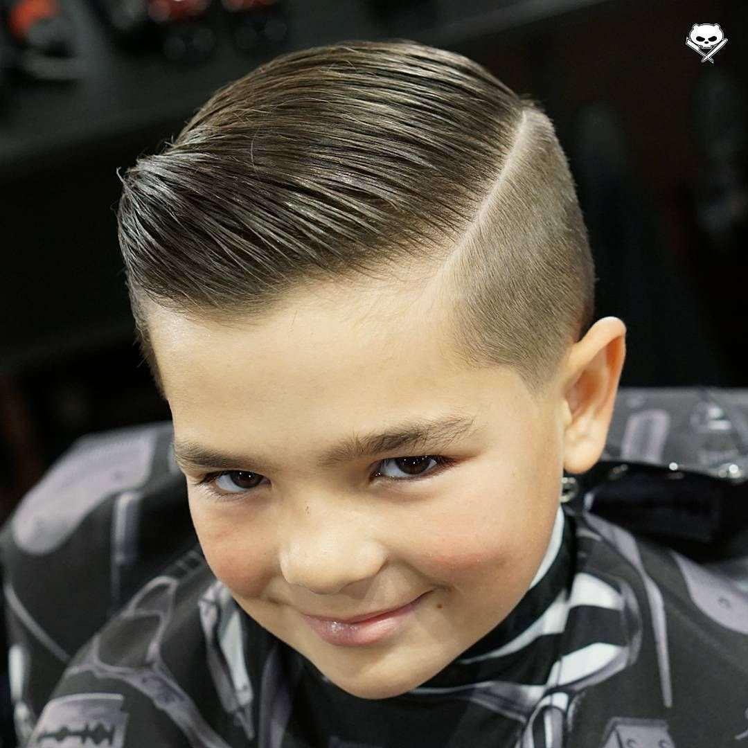 10 Gaya Rambut Anak Kecil Keren, Seperti Orang Dewasa